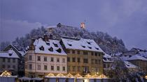 Ljubljana Lights and Delights Winter Christmas Market Tour with Mulled Wine and Local Snacks, ...