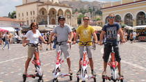 Central Athens Highlights Tour by TRIKKE , Athens, Vespa, Scooter & Moped Tours