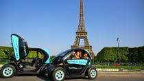 Electric Car Tour of Paris with GPS Audio Guide, Paris, City Tours