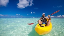 Peterson Cay National Park Kayaking and Snorkeling Tour from Freeport, Freeport, Kayaking & Canoeing