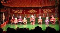 Water Puppet Show with Buffet Dinner from Hanoi, Hanoi, Overnight Tours