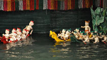 Water Puppet Show with Buffet Dinner from Hanoi, Hanoi
