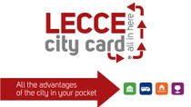 Lecce City Card, Puglia, Sightseeing & City Passes