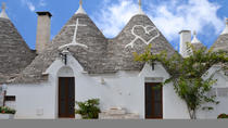 Overnight Alberobello Romantic Getaway with Candlelit Dinner and Massage, Puglia, Overnight Tours