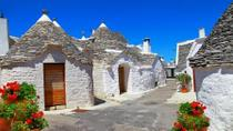 Private Tour: Trulli of Alberobello plus Wine Tasting, Puglia, Walking Tours