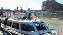 Civitavecchia Shore Excursion: Rome in One Day Including Hop-On Hop-Off Double Decker Bus and River ...