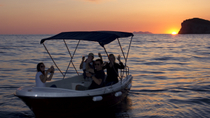 Sunset Cruise on the Adriatic Sea from Cavtat, Dubrovnik, Sailing Trips
