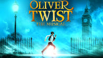 Oliver Twist the Musical: French Production in Paris with English 'Surtitles', Paris, Theater, ...