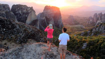 Sunset Meteora Tour from Kalambaka Including Badovas Hermitages, Greece, Walking Tours