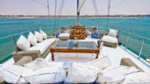 Dubai Luxury Gulet Cruise Including Watersports and Lunch, Dubai, Sailing Trips