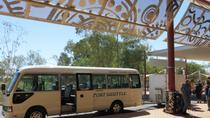 Shared Arrival Transfer: Alice Springs Airport to Hotel, Alice Springs