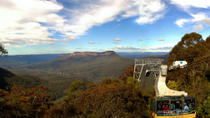 Blue Mountains Day Tour Including River Cruise and Wildlife Park with Optional Scenic World...