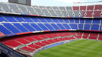 Partido de fútbol del FC Barcelona en el Camp Nou, Barcelona, Sporting Events & Packages