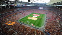 FA Cup Final Football Match at Wembley Stadium, London
