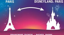 Disneyland Paris Entrance Tickets including round-trip Train Transportation from Paris, Paris, ...