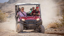 Grand Canyon Combo Adventure: Helicopter Tour and Jeep or ATV Tour with Optional Canyon Landing , ...