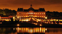 Vaux-le-Vicomte Evening Helicopter Tour from Paris Including Gourmet 3-Course Champagne Dinner and ...