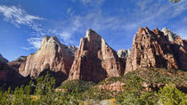 Zion and Bryce Canyon Day Tour from Salt Lake City, Salt Lake City, null