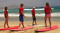 Surfing Lesson in Los Cabos, Los Cabos, Surfing & Windsurfing