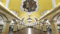 Moscow Bunker and Underground Walking Tour, Moscow, Walking Tours