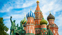 Moscow Walking Tour: Architecture, History and Culture from a Local's Perspective, Moscow