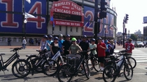 Chicago Electric Bike Ride: From Grant Park to Wrigley Field, Chicago, Bike & Mountain Bike Tours