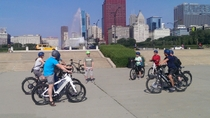 Chicago Electric Bike Ride: Lakefront Trail, Northerly Island and Prairie Avenue, Chicago, Bike &...