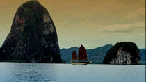 Sunset Dinner Cruise: Phang Nga Bay by Chinese Junk Boat, Phuket, Night Cruises
