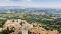 Small Group Pisa Day Trip to Siena, San Gimignano and Monteriggioni Including Wine Tasting, Pisa, ...