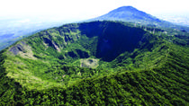 San Salvador Combo Tour: Private City Sightseeing and El Boquerón National Park , El Salvador, ...