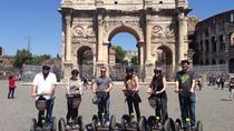 Ancient Rome Segway Tour with Optional Skip the Line Colosseum Ticket, Rome, Segway Tours