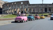 Rome Vintage Fiat 500 Self-Drive Tour by Convoy, Rome, Half-day Tours