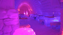 Lapland Northern Lights Experience at the Snow Village from Ylläs, Lapland, Night Tours