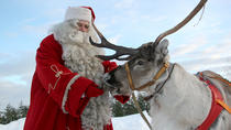 Lapland Santa Claus Village from Rovaniemi Including Sleigh Ride and Lunch, Rovaniemi