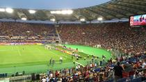 VIP Seating at AS Roma's Stadio Olimpico Including Gourmet Buffet and Open Bar, Rome