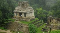 Palenque Mayan Ruins, Misol-Ha and Agua Azul Waterfalls Full Day Tour from Palenque, Chiapas, Day ...