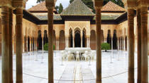 Granada Walking Tour Including Alhambra, Albaicin and Sacromonte, Granada
