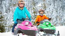 Snowmobile Family Tour, Whistler, Ski & Snow