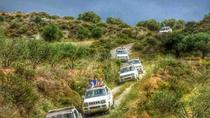 Crete Mainland 4x4 Self-Drive Safari with Lunch in Kastelli, Crete
