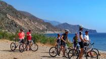 Crete Mountain Bike Tour of Kournas Lake, Crete