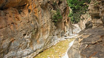 Imbros Gorge Hiking Day Trip Including Traditional Cretan Snack, Crete, Day Trips