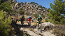 White Mountains Mountain Bike Tour in Crete, ,