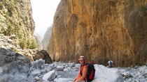 Samaria Gorge Small-Group Hiking Day Trip from Chania, Crete, Hiking & Camping