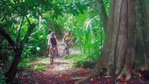 St Lucia Combo Tour: Jungle Biking and Snorkeling Adventure, St Lucia, Hiking & Camping