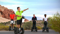 Excursion au Red Rock Canyon en Segway au départ de Las Vegas, Las Vegas, Segway Tours