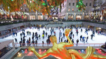 Viator VIP: Rockefeller Center Late-Night Ice Skating and Holiday Lights Bus Tour, New York City