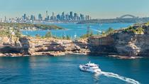 Bondi Beach Sightseeing Cruise from Sydney Including Sydney Harbour Bridge, The Gap and Sydney ...