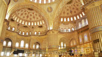 Istanbul Byzantine and Ottoman Tour: Hagia Sophia, Topkapi Palace, Blue Mosque and Grand Bazaar, ...
