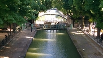 Spaziergang durch Paris: Vom Platz der Republik zum Bassin de la Villette, Paris, Walking Tours