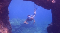 Snorkeling and Kayak Adventure: Underwater Arches, Lava Tubes and Sea Caves, Big Island of Hawaii, ...